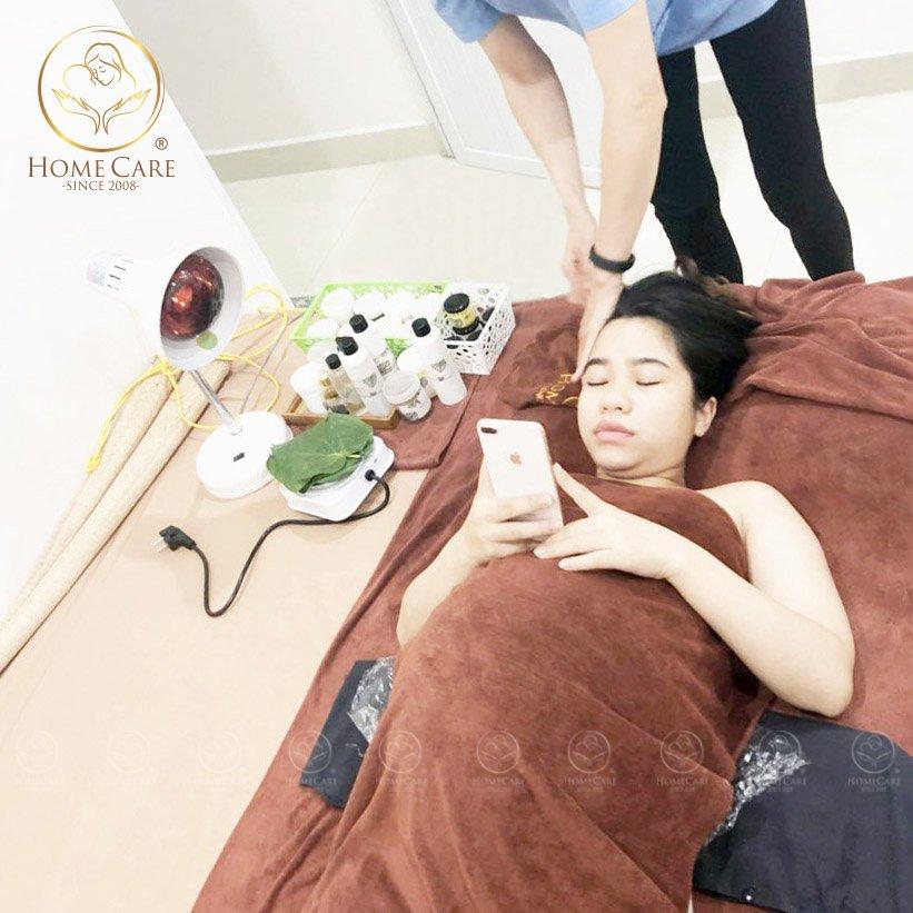 Vì sao mẹ bầu cần được massage