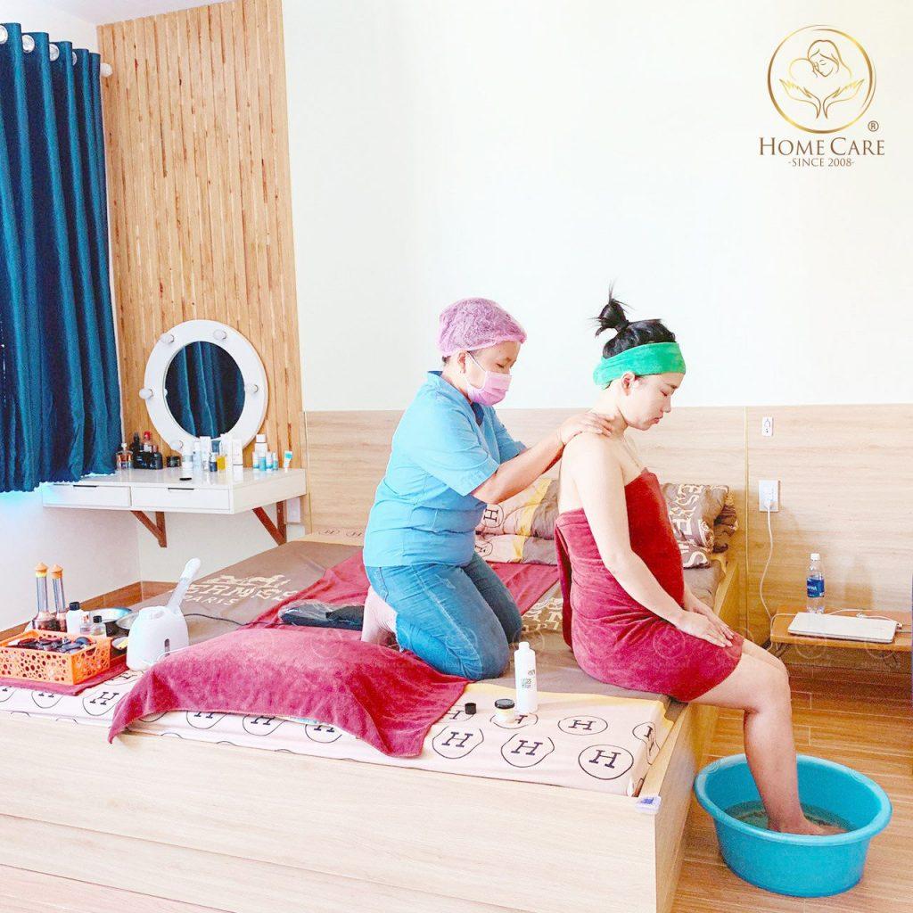 Massage đúng cách giúp mẹ bầu cảm thấy nhẹ nhàng, thư giãn hơn rất nhiều