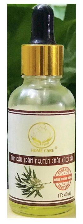 Tinh dầu tràm nguyên chất cao cấp Home Care